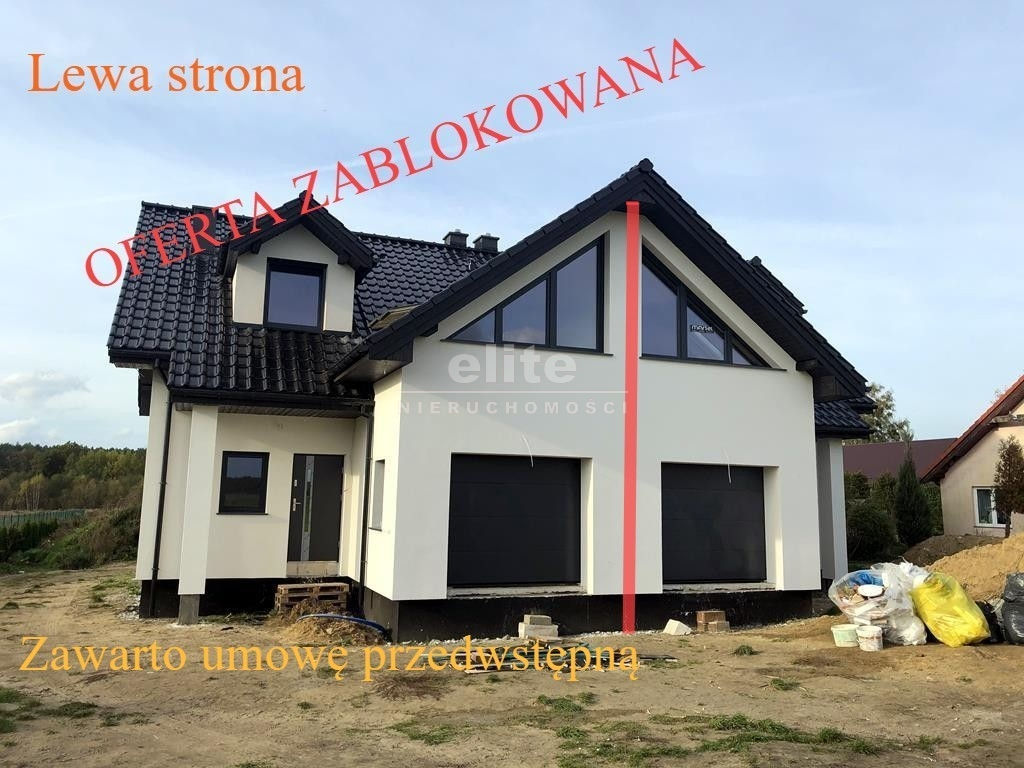 Domy na sprzedaż ŻÓŁWIA BŁOĆ