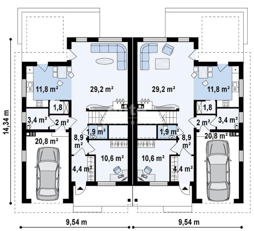 Domy na sprzedaż BUK